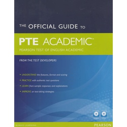 The Official  guide to PTE academic pearson test of  english academic