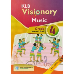 KLB Visionary Music Grade 4 (Approved)