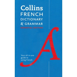Collins French Dictionary & Grammar Essential edition