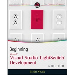 Beginning Ms Visual Studio LightSwitch