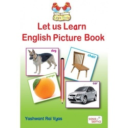 Let us Learn English Picture book
