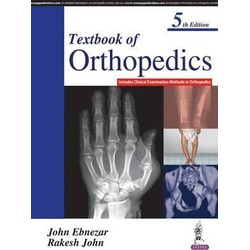 Textbook of Orthopedics: Includes Clinical Examination Methods in Orthopedics 5th Edition