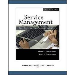Service Management 6th Edition