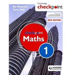 Checkpoint Maths 1