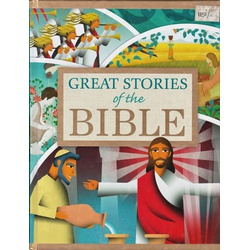 Great stories of the Bible (Boon)