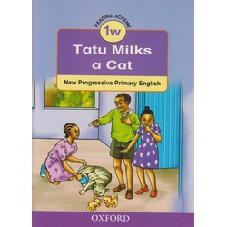 Tatu milks a Cat 1W