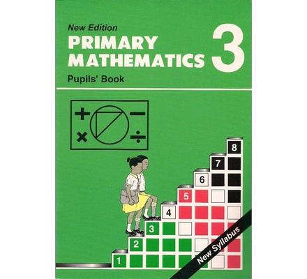 Primary Mathematics Std 3
