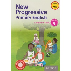 OUP New Progressive English Grade 4 (Approved)