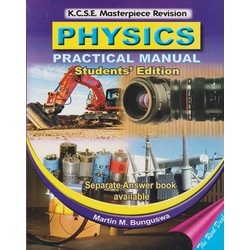 KCSE Masterpiece Revision Chemistry Practical Manual student's