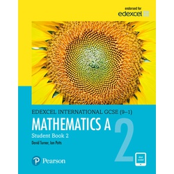 Edexcel International GCSE (9-1) Maths A Book 2