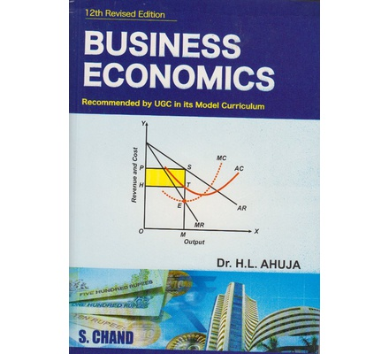 Business Economics 12th Revised Edition.