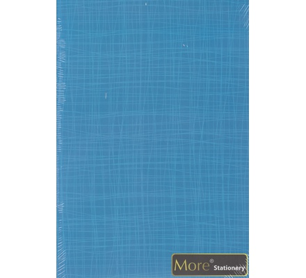 PF Notebook A6 AB106 PB Textured dark blue