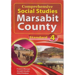 Comprehensive Social Studies Marsabit County 4