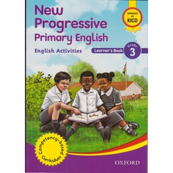 New Progressive Primary English Activities Grade 3