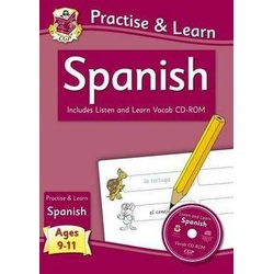 Practise & Learn Spanish Ages 9-11
