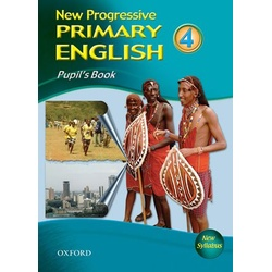New Progressive Primary English 4