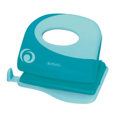 Herlitz Office Punch Turquoise 2.0mm 50015801