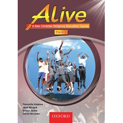 Alive: A New Christian Religious Book1