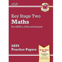 New KS2 Maths SATS Practice Papers (for the tests in 2018 and beyond)