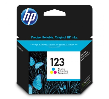 Hp ink Cartridge 123 Colour