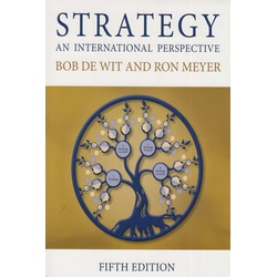 Strategy an International Perspective