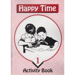 Happy Time Activity Book 1