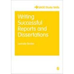 Writing successful Reports and Dissertations WRITING & EDITING