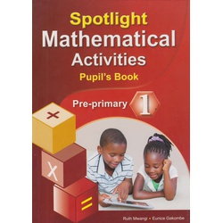 Spotlight Mathematical Activities PP1
