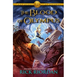 The Heroes of Olympus Book Five: The Blood of Olympus