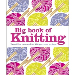 DK-Big Book of Knitting