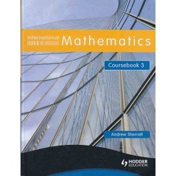 International Mathematics Coursebook (Book. 3)