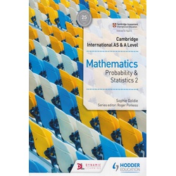 Cambridge International AS & A Level Mathimatics Probability & statistics 2