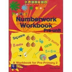 Premier Numberwork workbook Pre-unit (Queenex)