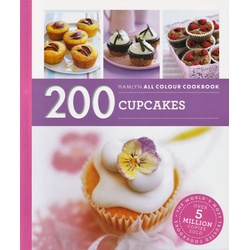 Hamlyn All Colour: 200 Cupcakes