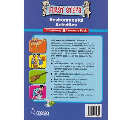 Moran First Steps Environmental PP1 Learner's (Approved)