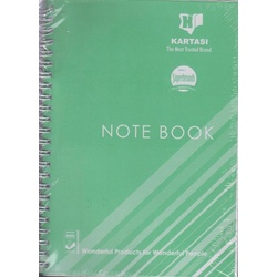Notebook Perforated Ref:483 A5