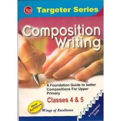 Targeter Composition Writing Class 4 & 5