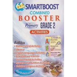 Smartboost Combined Booster Primary Activities  Grade 2