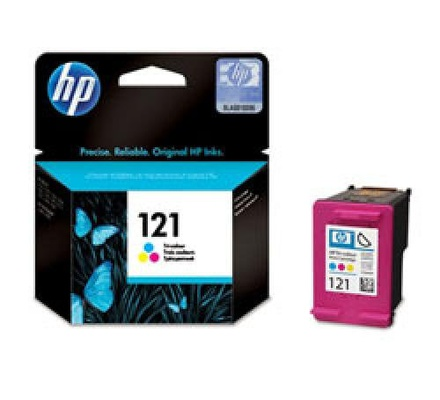 Hp Ink Cartridge Colour 121