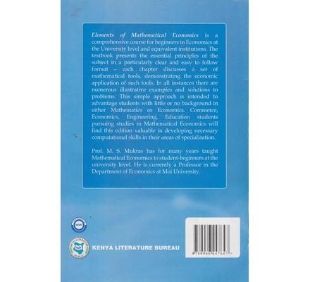 Solutions Manual to Elements of Econometrics