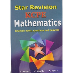 Star revision KCPE CRE:Revision notes,Questions and ...
