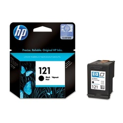 Hp Ink Cartridge Black 121