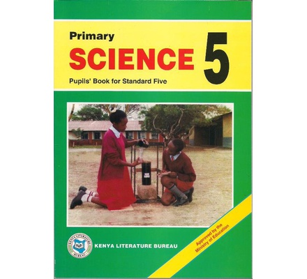 Primary Science Std 5 4th Edition