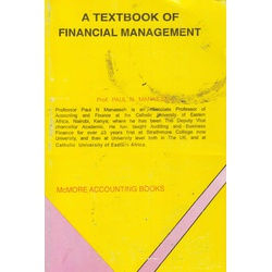 A Textbook of Financial Management