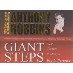 Giant Steps: Small Changes to Make a Big Difference
