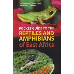 Pocket Guide to Reptiles & Amphibians of East Africa
