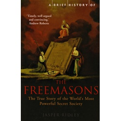 Brief History of the Freemasons (B66K)