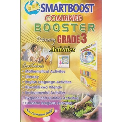 Smartboost Combined Booster Primary Grade 3 Activities