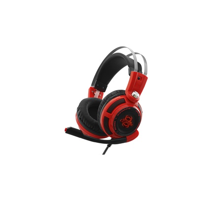 Cliptec Illuminated Stereo Gaming Headset Bgh665