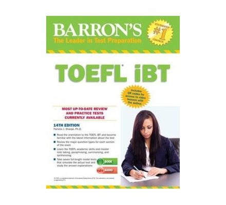 Princeton Review Toefl Ibt Book